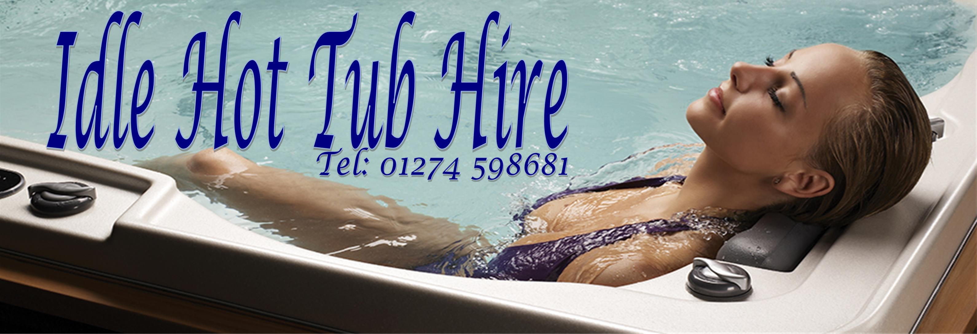 Idle Hot Tub Hire